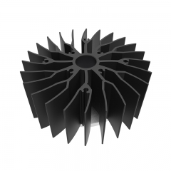 30~40w ZT Series LED Heat Sink