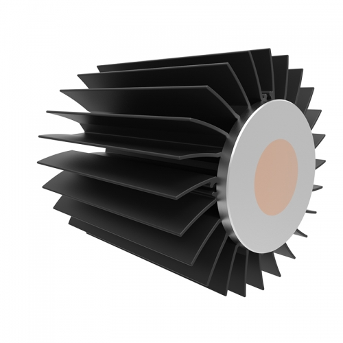 65-75W ZT Series LED Heat Sink